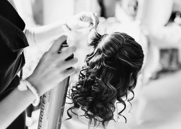 When it comes to your Bridal Hair and Make up why risk it