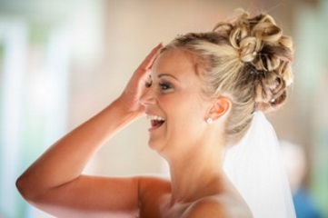 Bridal Hair at The Hilton Hotel Maidstone