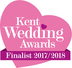Kent Wedding Awards Finalist!!!