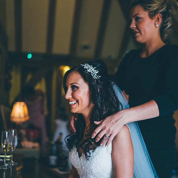 32 ways to wear your wedding hair half up