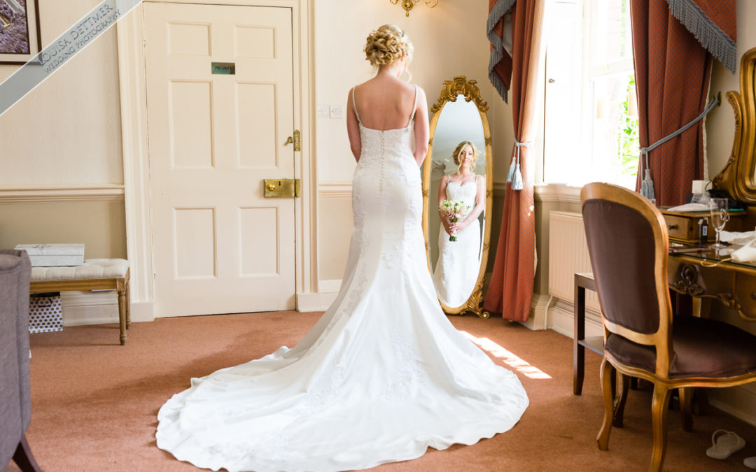 The Orangery Maidstone, Kent  – Bridal Hair and Make Up