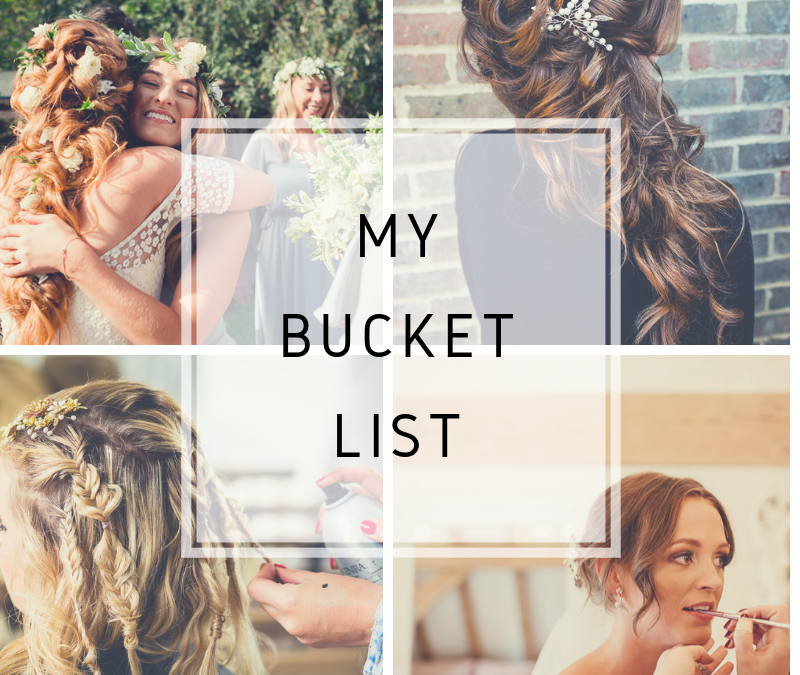 My Bucket List by Pretty Please by Katie