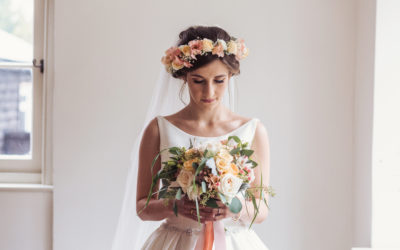 Bridal Hair and Make up – Flower Crowns