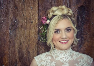 bridal hair | Pretty Please by Katie | Kent