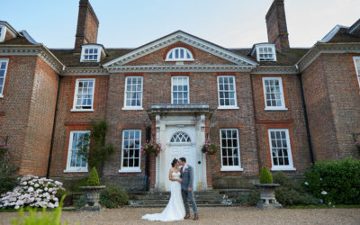 Wedding Hair and Make Up at Chilston Park