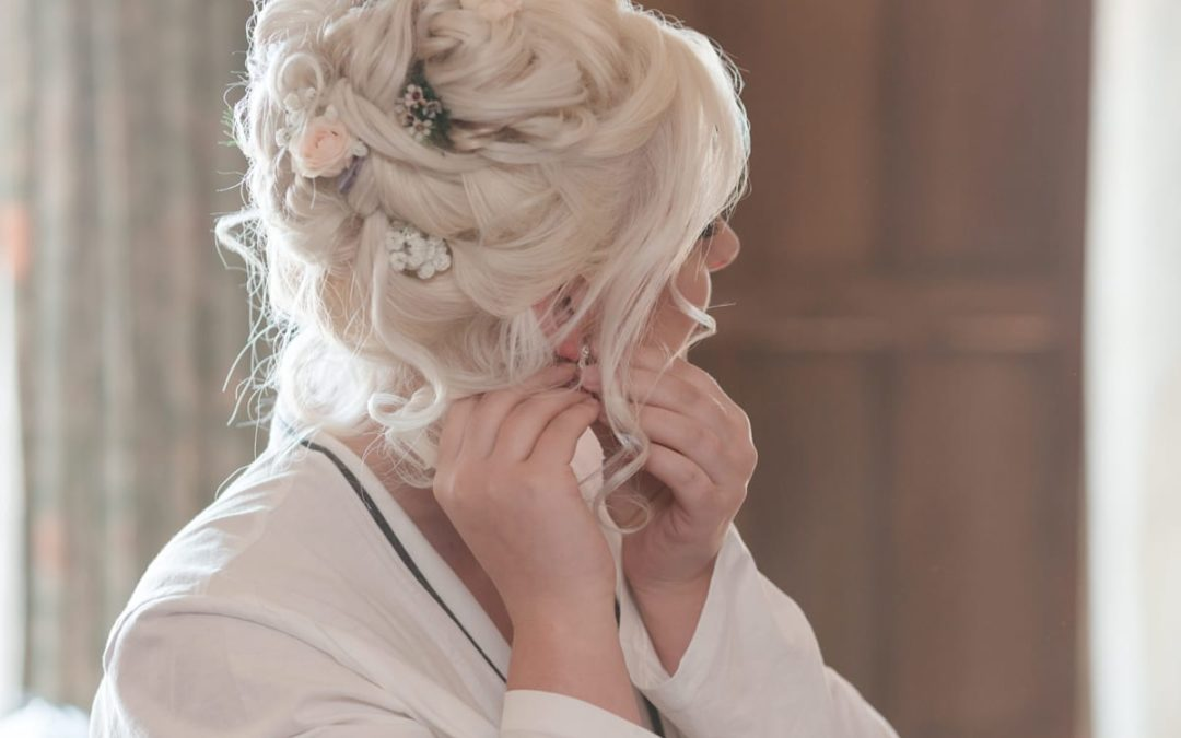 Do I need hair extensions for my wedding hair style?