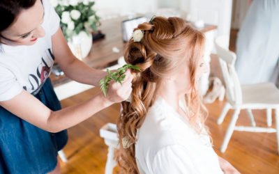 What Wedding Hair Style Will Suit My Wedding Dress?
