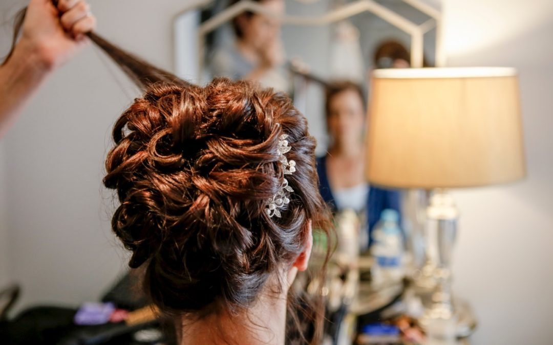 When should I colour my hair before my wedding?