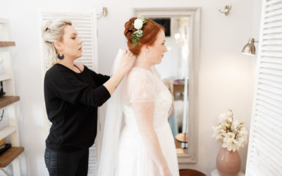 The 5 most important words when it comes to your wedding hair and make up