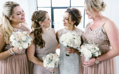 Your wedding hair and make up checklist