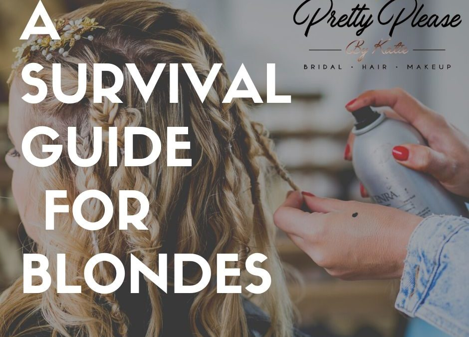Survival guides for blondes