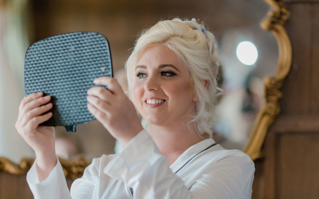 Using hair extensions for your wedding hair style